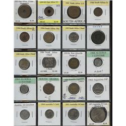 Uncle Bernie's World Coin Collection A-L