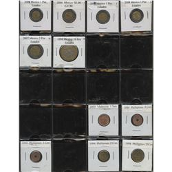 Uncle Bernie's Great Britain & World Coin Collection M-Z