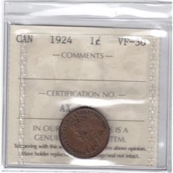 One Cent ICCS Group - Lot of 2
