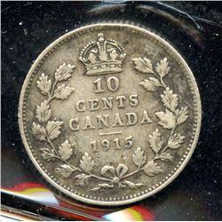 1915 Ten Cents