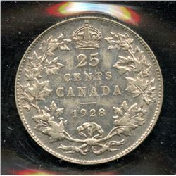1928 Twenty-Five Cents