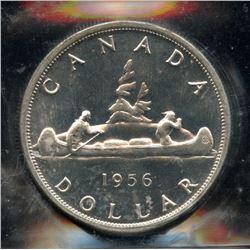 1956 Silver Dollar - Proof Like