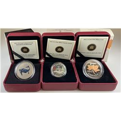 2012 RCM - Lot of 3