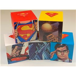 Superman Silver 5 Coin RCM Set