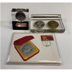 Canada Silver Dollar Promotional Material