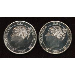 McTavish Centennial Silver Medal Pair