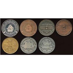 Maritime Union Study Conference Medals - Serial #1's plus Bonus