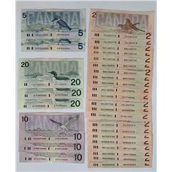 Bird Series Banknote Wholesale Deal