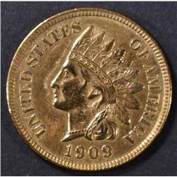 1909-S INDIAN CENT  CH UNC