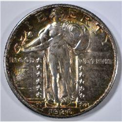 1930 STANDING LIBERTY QUARTER  CH/GEM ORIG UNC