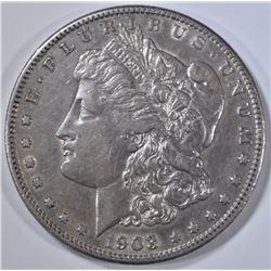 1903-S MORGAN DOLLAR  CH AU