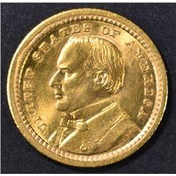 1903 $1GOLD MCKINNLEY  GEM BU