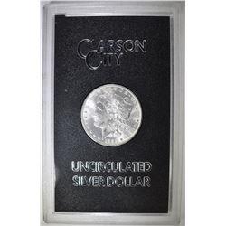 1882-CC MORGAN DOLLAR GSA HOLDER
