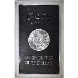 1883-CC MORGAN DOLLAR GSA HOLDER