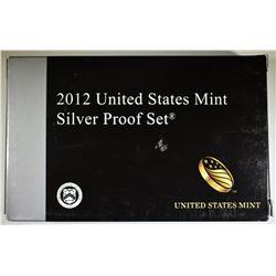 2012 U.S. SILVER PROOF SETS