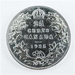 1935 Canada 25 Cents Note - Condition
