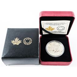 2014 Brilliant Uncirculated Silver Dollar 100th An