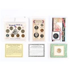 Lot (4) US Mint Issue Collector Coins