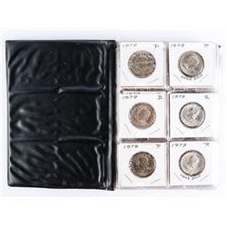 Book (55) USA Liberty Dollar Coins