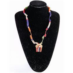 Handmade Native indian Handicraft Necklace