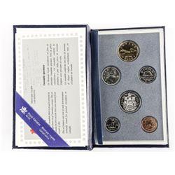 Estate 1867-1992 6 Coin Specimen Set