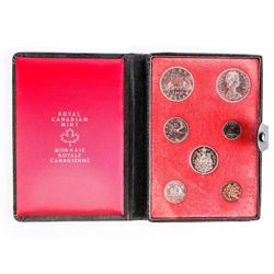1972 RCM Prestige Coin Set, Leather Case 'SCARCE'
