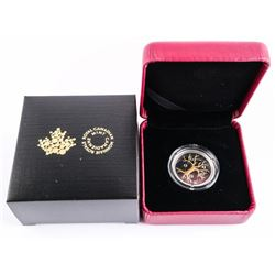 2014 $3.00 Jewel of Life - .9999 Fine Silver CoinÂ