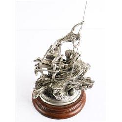 'Chillmark' Don Polland - Sculptor, YAKIMA Salmon