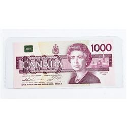 Bank of Canada 1988 1000.00 BC-61A UNC