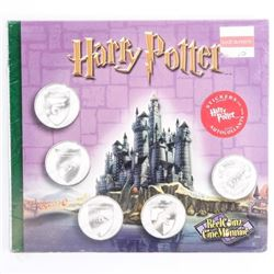 Harry Potter 2001 'House of Shields' Coin Set