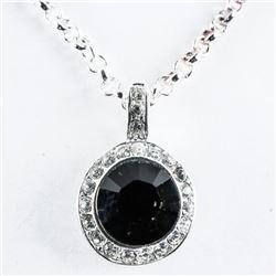925 Silver Custom Jewellery Set, Swarovski Element