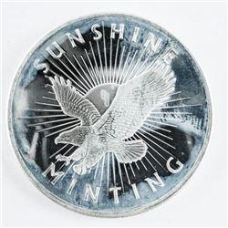 .9999 Fine Silver 1oz ASW Round