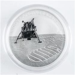 .9999 Fine Silver $1.00 Coin 'Moon Landing - 1969-