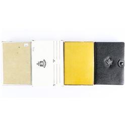 Group (4) RCM Prestige Mint SetS: 196, 1977, 1978,