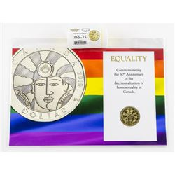 RCM Special Wrap Roll 2019 Equality Dollar with Di