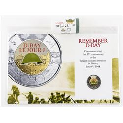 Remember D-day 1944-2019 RCM Special Wrap Roll - C