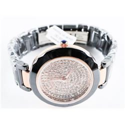 Ladies Fancy Watch Dial Set with Swarovski Element