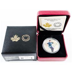 2016 $15.00 .9999 Fine Silver Coin - National Hero