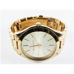 Estate Gents 'Michael Kors' Watch - Gold Tone (AR)