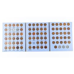 Lincoln Head Cent Collection 1941 ->