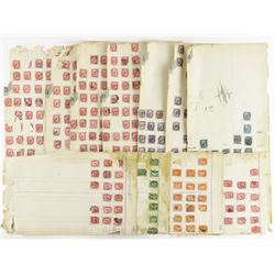 Estate Lot - Queen Victoria Stamps