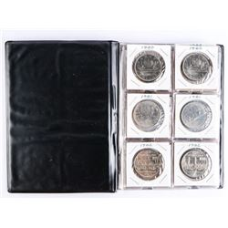 Book (20) Canada Nickel Dollars