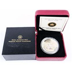 Canada 2012 $20.00 .999 Fine Silver Coin 'Bull Moo