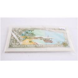 MALDIVES Lot (50) 2.00 Notes GEM UNC