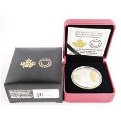 .9999 Fine Silver $20.00 Coin 100th Anniversary of