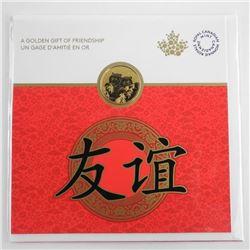 .9999 Fine Silver Gold Plated Coin Pandas - A Gold
