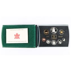 RCM 2004 Proof Coin Set Silver