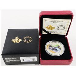 .9999 Fine Silver $20.00 Coin 'River Rapids' LE