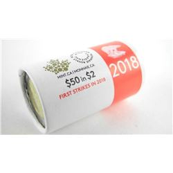 2018 RCM First Strikes Special Wrap Roll 25 x 2.00