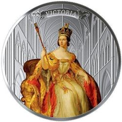 2019 $50 QUEEN VICTORIA: 200TH ANNIVERSARY OF HER